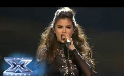 Selena Gomez Slows Down, Performs Live on X Factor Results Show