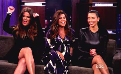 Kardashians React to Kanye West Sex Tape: Eh, Whatever!