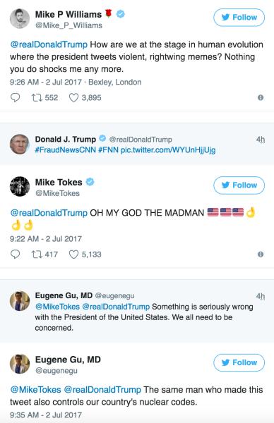 Donald Trump Bludgeons CNN in WWE-Inspired Tweet - The ...