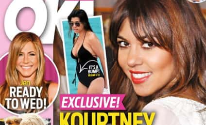 Kourtney Kardashian: Pregnant with Third Child?!?