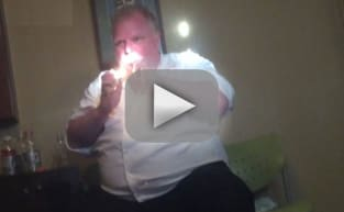 Rob Ford Crack Video Surfaces; Late Toronto Mayor Calls Justin Trudeau a Fat D--k