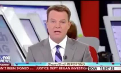 Shepard Smith Defends CNN, Slams Donald Trump