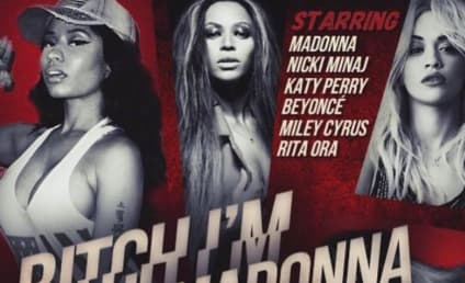 Madonna Teases Superstar-Laden Music Video: See the Poster!