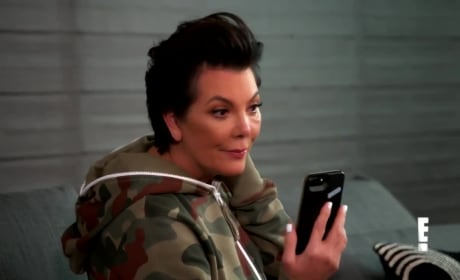 Kris Jenner Suffers Panic Attack on Keeping Up with the Kardashians