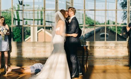 Bridesmaid Fail!