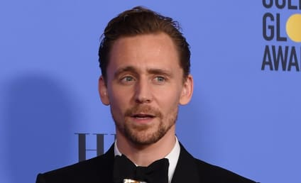 Tom Hiddleston: Sorry for That Ridiculous Golden Globes Speech!