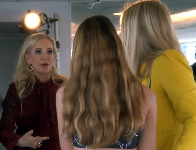 Shannon Beador Flips Out, Goes Full Momager on Teenage Daughter
