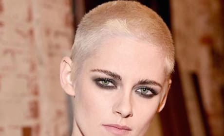 Which Kristen Stewart hair color do you like best?