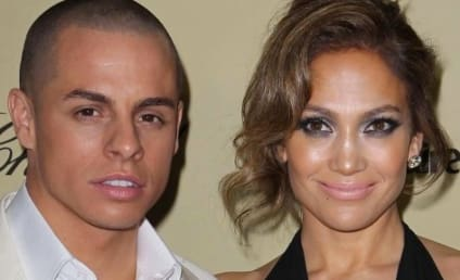 Jennifer Lopez Worries: Will Casper Smart Leave?