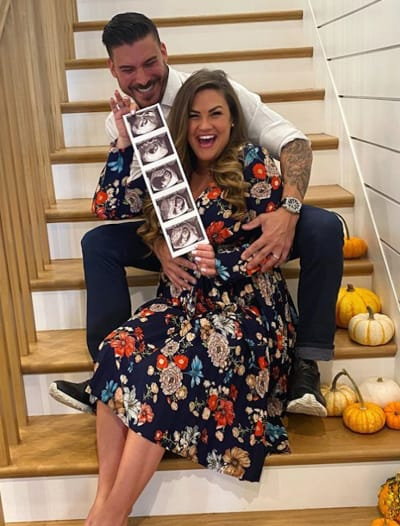 Brittany Cartwright is Pregnant!