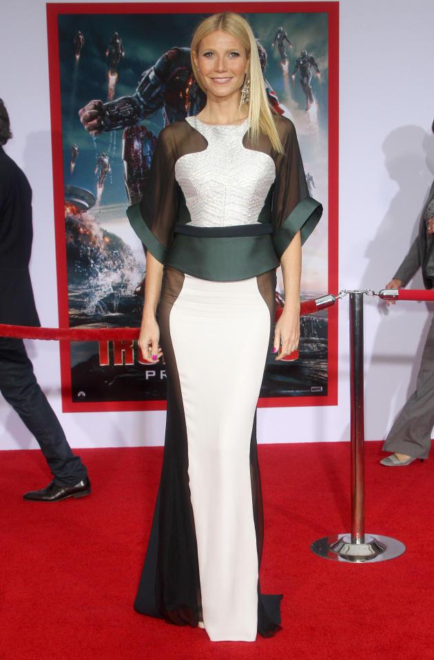 Gwyneth Paltrow Fashion Choice