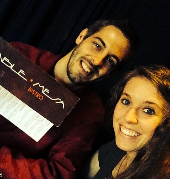 Jill Duggar and Derick Dillard Date