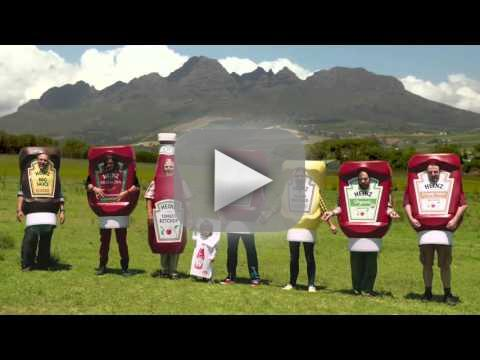 HEINZ Ketchup Super Bowl 50 Commercial
