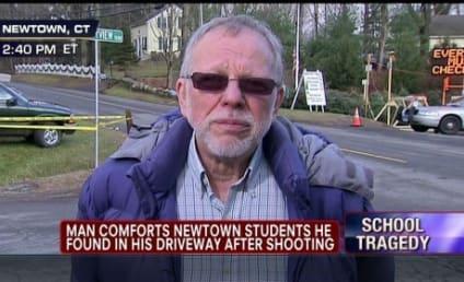 "Gene Rosen, Sandy Hook Samaritan Hero, Harassed By ""Truthers"""