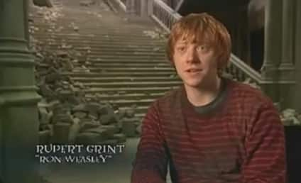 Harry Potter and the Deathly Hallows Part 2: First Look!