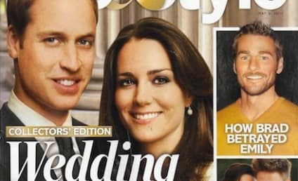 Royal Wedding Fever Grips Tabloids, Planet
