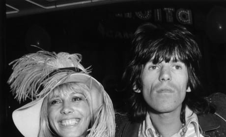 Anita Pallenberg, Keith Richards Image
