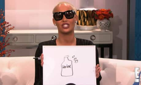 Amber Rose: Harry Styles Makes Me Wet!