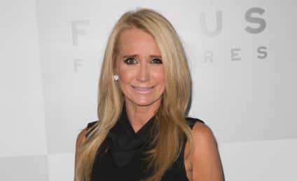 Kim Richards Storms Out of Dr. Phil Interview: Is This an Intervention?!