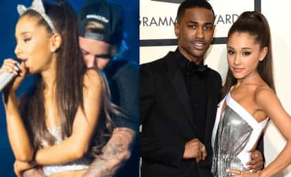 Big Sean: Ariana Grande-Justin Bieber Groping STAGED to Hurt Me!!