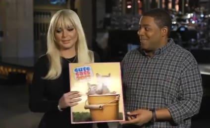 Lindsay Lohan SNL Promos: Self-Deprecating, Hilarious