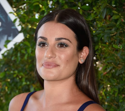 Lea Michele at 2016 Teen Choice Awards