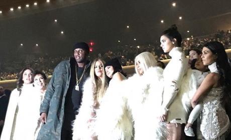 Yeezy Season 3: 17 Hottest Photos From Kanye West's Fashion Show!