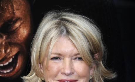 Martha Stewart in NYC