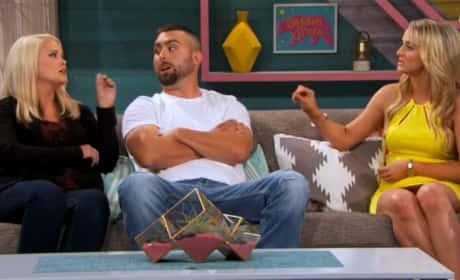 Leah, Corey and Miranda