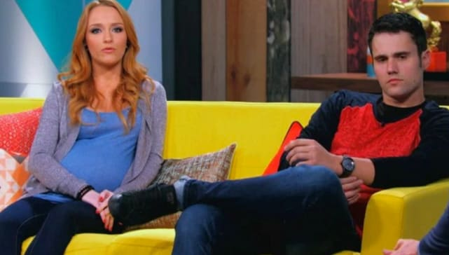 Maci bookout with ryan edwards
