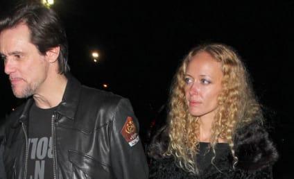Anastasia Vitkina: Hot and Heavy with Jim Carrey!