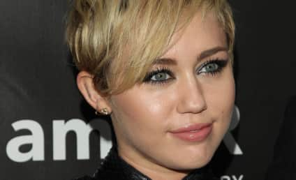 Miley Cyrus Continues to Troll Kim Kardashian With Bizarre Instagram Pics