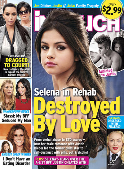 Selena Gomez: Destroyed by Love!
