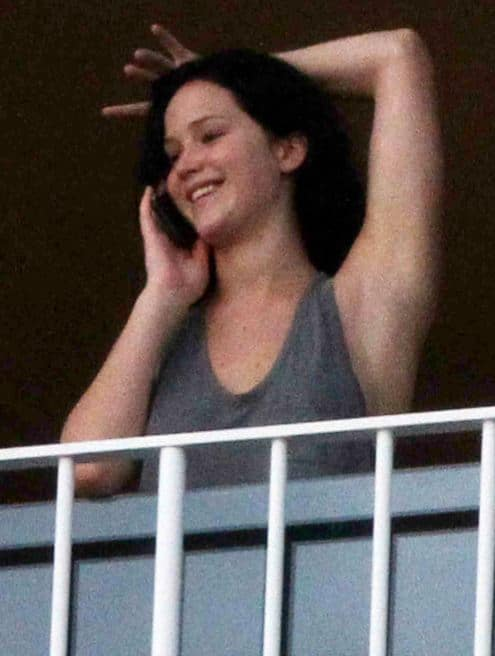 Jennifer Lawrence Without Makeup The Hollywood Gossip