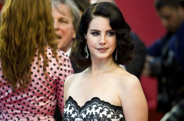 Lana Del Rey: Hot on the Red Carpet