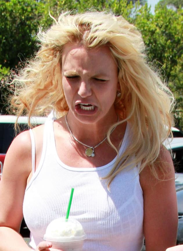 Britney Spears: The Crazy Returns! - The Hollywood Gossip бритни спирс