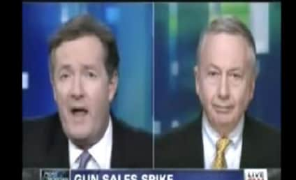 Piers Morgan to Larry Pratt: You're an Idiot