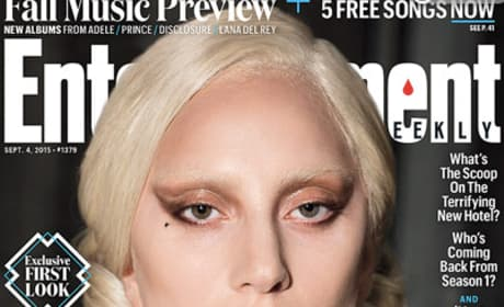 Lady Gaga Entertainment Weekly