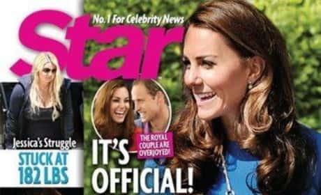 Kate Middleton Pregnant Claim