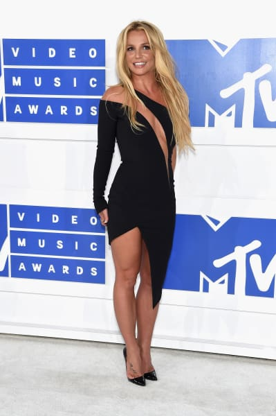 Britney Spears VMAs 2016 Red Carpet