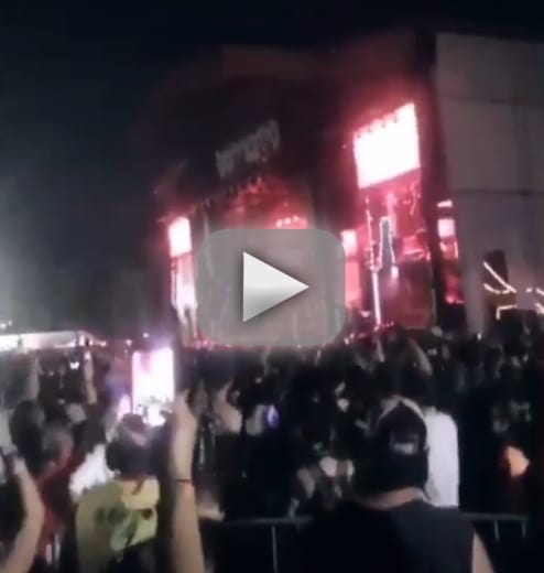 Eminem panics crowd with gunshot noise effects at bonnaroo