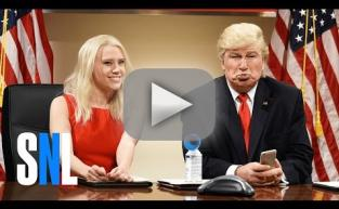 Donald Trump Gets Roasted by SNL, Hilariously Whines About It
