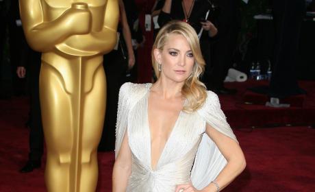 Kate Hudson at the Oscars