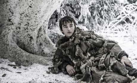 Bran Stark: Chillin'