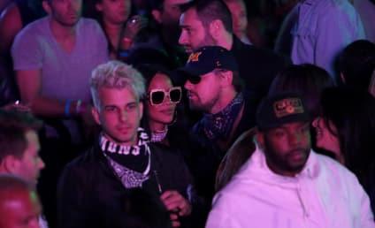 Leonardo DiCaprio & Rihanna: BACK TOGETHER for Coachella??