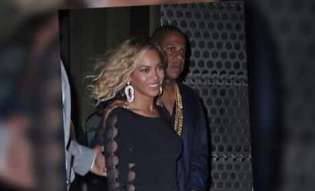 Beyonce Screams at Diddy