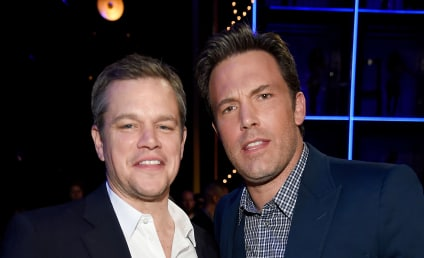Matt Damon to Ben Affleck: Your Tattoo is Ugly AF, Bruh