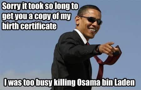 Obama Campaign Poster