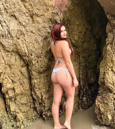72135989ff1a1 Ariel Winter  Watch Me Work Out My Butt! - The Hollywood Gossip