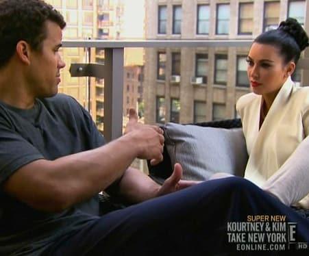 Kim and Kris on KKTNY